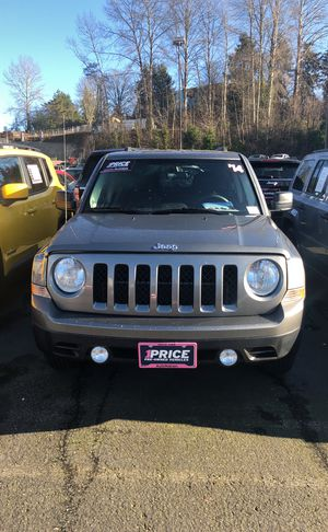 2014 Jeep Patriot Sport for Sale in Mercer Island, WA