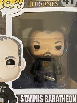 Funko Pop! HBO Game of Thrones Stannis Baratheon #41 - VAULTED/RETIRED for Sale in Yorba Linda,  CA