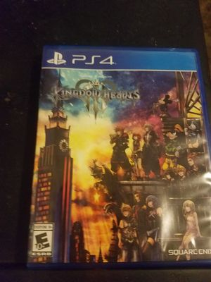 Kingdom Hearts 3 Brand new for Sale in San Bernardino, CA