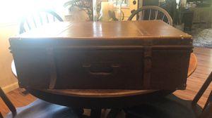 Home decor suitcase for Sale in Turlock, CA