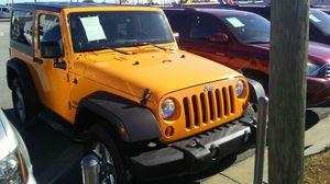 2012 Jeep Wrangler for Sale in Macon, GA