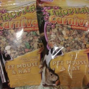 I Have To Food And Treat All In One For Pet Mouse And Rat for Sale in Snohomish, WA