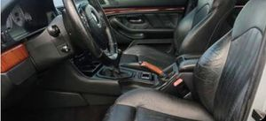 BMW M5 E39 Wood Leather hand brake assembly 540i 530i 528i E46 M3 for Sale in Portland, OR