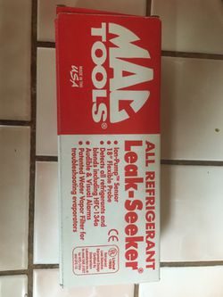 Mac Tools Leak Detector Freon for Sale in Clarksburg,  CA