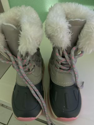snow boots for girls # 7 for Sale in Hialeah, FL