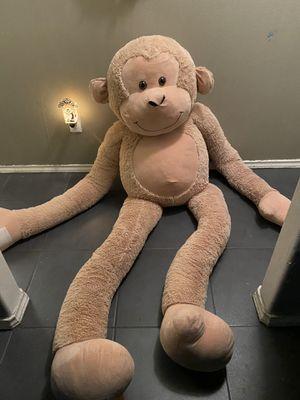 Giant stuffed monkey for Sale in Edinburg, TX