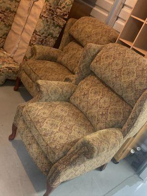 (2) Lane Furniture Industries reclining chair for Sale in Woodbridge, VA