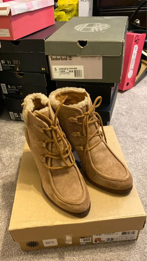 Ugg heel boots for Sale in Pittsburgh, PA