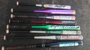 Baseball bats for Sale in Royal Oak, MI