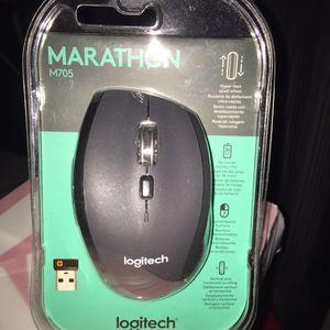 Logitech Marathon M705 Wireless Mouse for Sale in Fairfield, CA