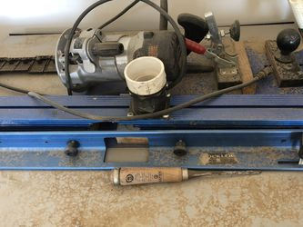 Woodworking Routers and Accessories. for Sale in El Mirage,  AZ