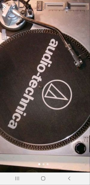 Audio technica lp120 turntable for Sale in Bakersfield, CA