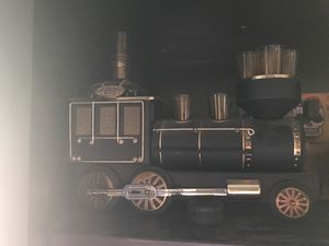 Antique train bar set for Sale in Brentwood, TN