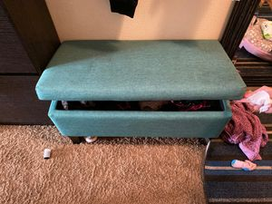 Small bench green for Sale in Vancouver, WA