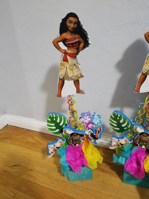 Disney Moana and baby Moana for Sale in San Jose, CA