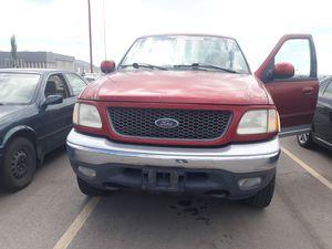 2001 Ford F150 Supercrew 4x4 for Sale in Salt Lake City, UT