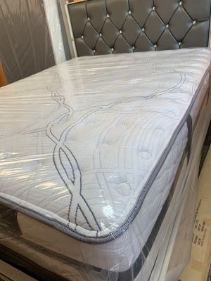 🎉🎊 SÚPER SALE THIS WEEK TWIN $89 FULL $179 QUEEN STARTING FROM $189 ALL BRAND NEW ONLY IN DM MATTRESS FURNITURE STORE 303 POCASSET AVE PROVIDENCE RI for Sale in Johnston, RI