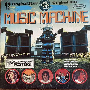 "Various Artists ""Music Machine"" Vinyl Album $6 for Sale in Ringgold, GA"