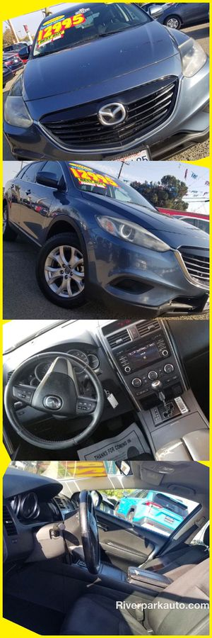 2015 MAZDA CX-9 sport for Sale in Fresno, CA