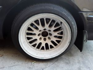 4x100 15 inch deep dish rims for Sale in Anaheim, CA
