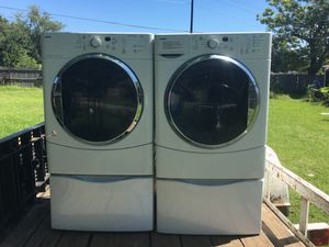 Kenmore HE2 washer and dryer for Sale in Chandler, TX