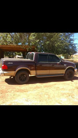 Ford F150 King Ranch for sale or trade. Make offer. for Sale in Snowflake, AZ
