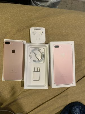 iPhone 7 Plus for Sale in Silver Spring, MD