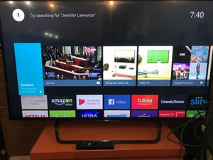 """55"""" SONY 4K Smart TV for Sale in Baltimore, MD"""