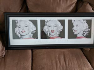 Picture Marilyn Monroe for Sale in Tacoma, WA