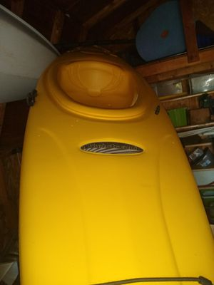 LIKE NEW KAYAKS RIGHT NOW ONLY IM WILL TO TAKE $160 CASH OR ELSE $80 EACH A PIECE FOR BOTH for Sale in Grove City, OH