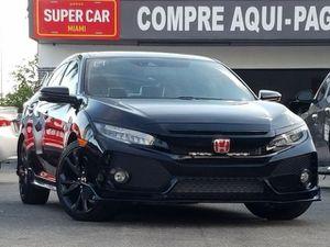 2017 Honda Civic Hatchback for Sale in Miami, FL