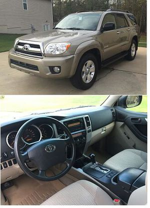 New Tires2006 Toyota 4Runner Sr5 4WD Clean Excellent Condition New Tires! for Sale in Cleveland, OH