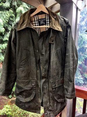 Burberry classic field jacket for Sale in Redmond, WA