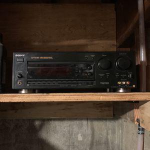 Sony GX700ES Digital Surround Amplifier for Sale in Burien, WA