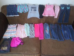 Baby girl clothes size 2T for Sale in San Antonio, TX