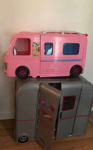 Barbie Camper & Trailer SALE for Sale in Levittown, PA