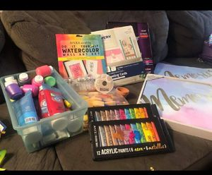 Arts and crafts supplies for Sale in Wilmington, DE