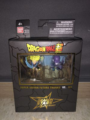 Dragon Ball Z Trunks Vs. Hit Figure for Sale in Bethlehem, PA