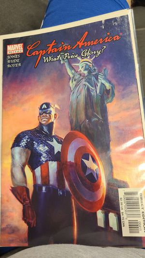 Direct edition captain america for Sale in Londonderry, NH