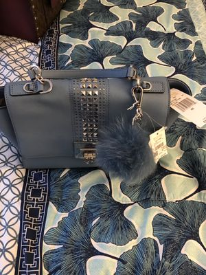 Michael Kors purse with puff for Sale in Las Vegas, NV