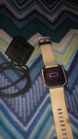Fitbit blaze for Sale in North Plainfield, NJ