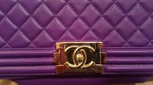 Chanel Classic Double Flap Bag Quilted Caviar Medium for Sale in Pflugerville, TX