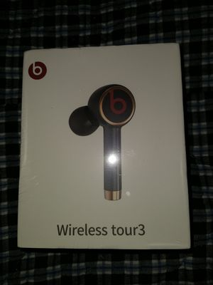 Tour 3 beats by Dre. for Sale in MONTGOMRY VLG, MD