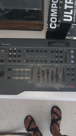Panasonic WJ-AVE5 AV MIXER for Sale in Payson, AZ