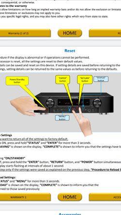 Maranntz slimline 1601 receiver for Sale in Orlando,  FL