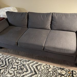 Dark Grey Couches for Sale in Seattle, WA
