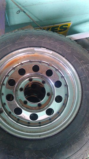Snow rims and tires for Sale in Medford, OR
