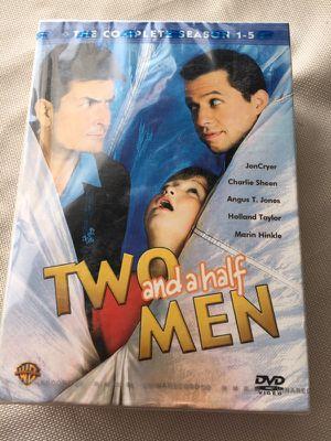 Two and a Half Men - DVD Season 1-5 for Sale in Ashburn, VA