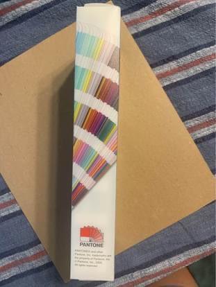 Unopened Pantone Color Formula Books