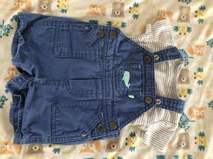Baby overall outfit for Sale in Laveen Village, AZ
